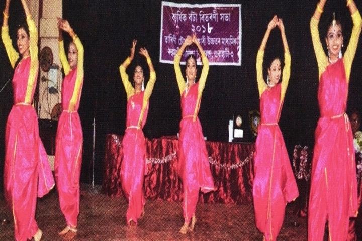 Tarini Choudhury Government Girls Higher Secondary School-Dance