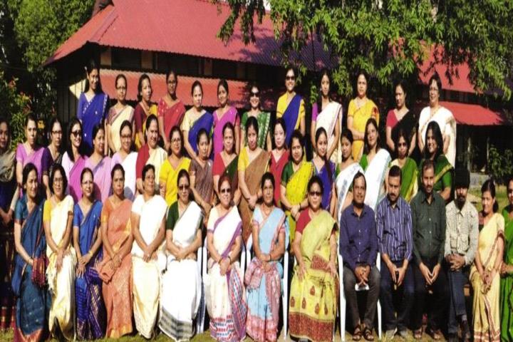 Tarini Choudhury Government Girls Higher Secondary School-Staff