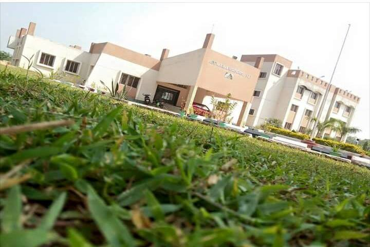 Aditya Birla High School-School View