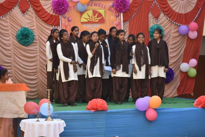 Aditya Birla High School-Singing