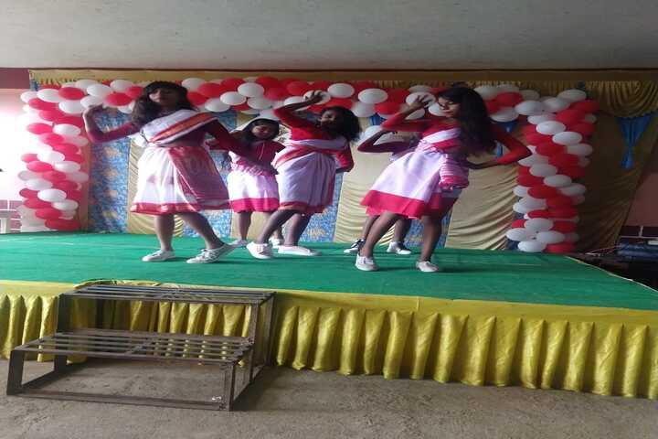 Swarna Rekha Public School-Dance