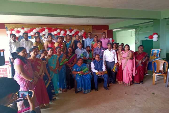 Swarna Rekha Public School-Group Photo