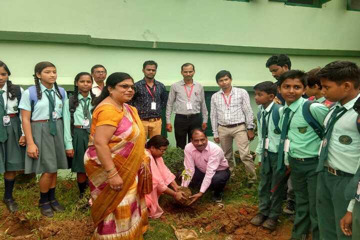 Swarna Rekha Public School-Plantation