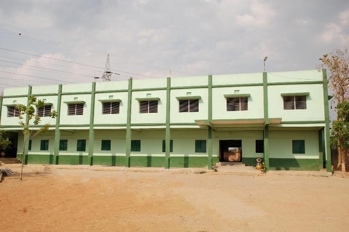 Swarna Rekha Public School-School Building