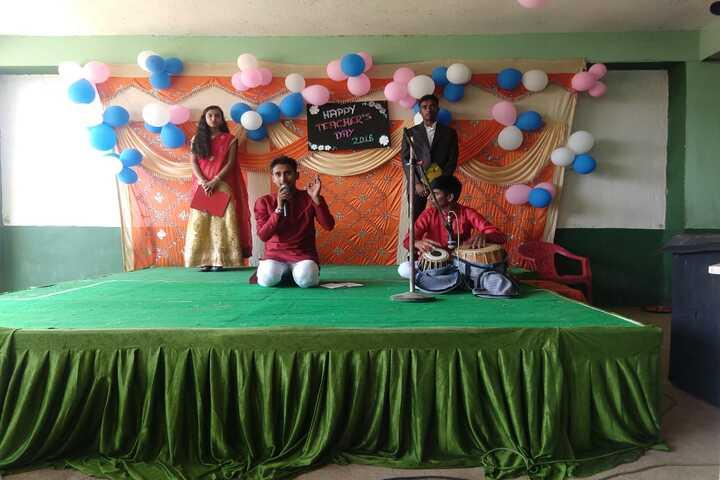 Swarna Rekha Public School-Teachers Day