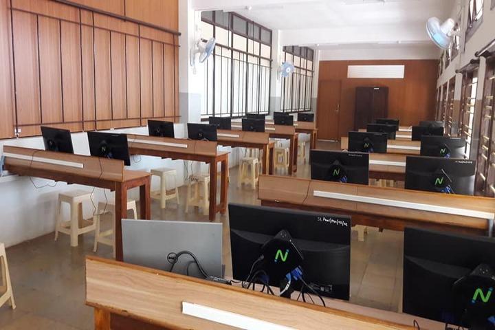 St Pauls High School-Computer Lab
