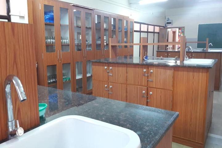 St Pauls High School-Labs
