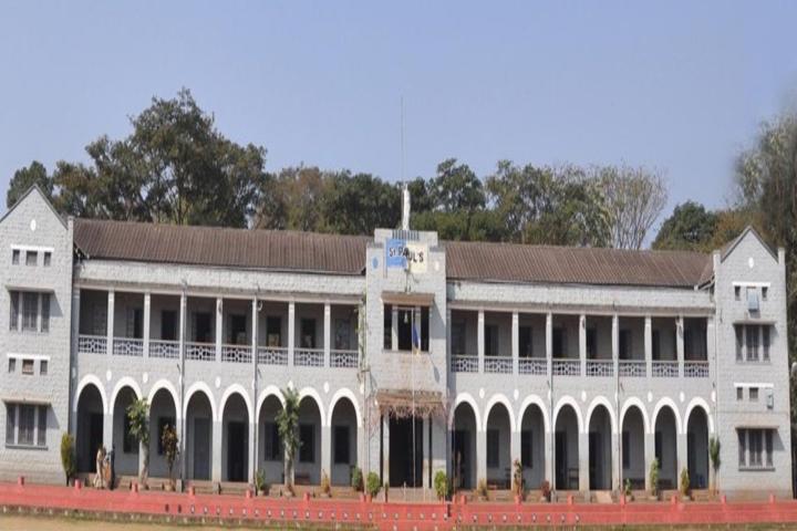 St Pauls High School-School Building