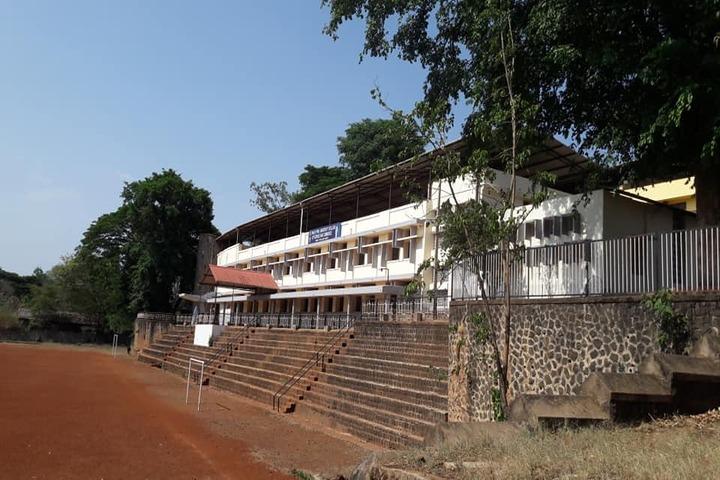 St Pauls High School-School View