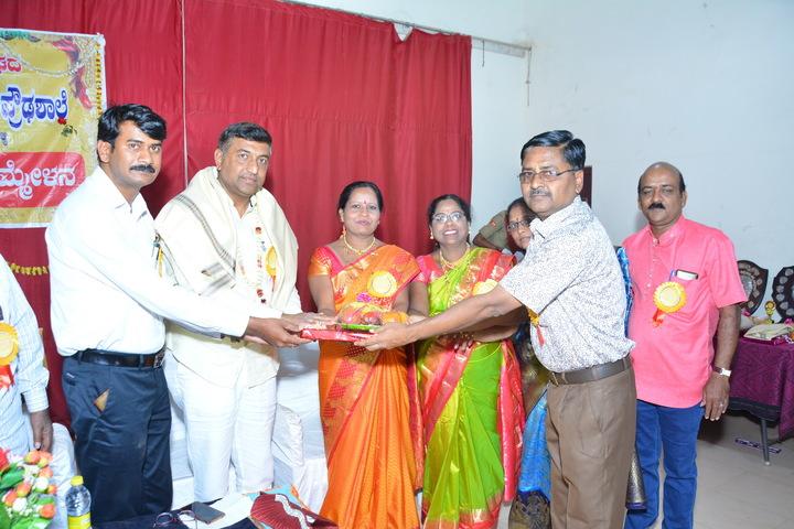 Shri Jagadguru Gangadhar High School-Achievement