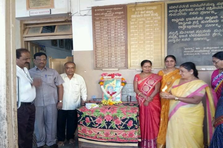 Shri Jagadguru Gangadhar High School-Festival Celebration