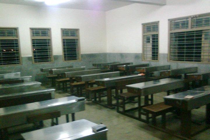 Sri Ramakrishna Vidyashala-Class Room