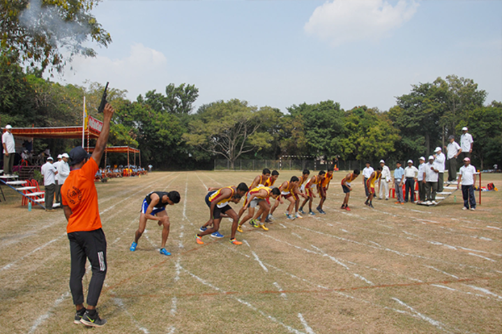 Sri Ramakrishna Vidyashala-Games