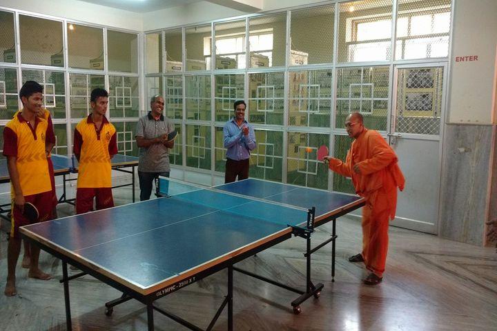 Sri Ramakrishna Vidyashala-Indoor Games