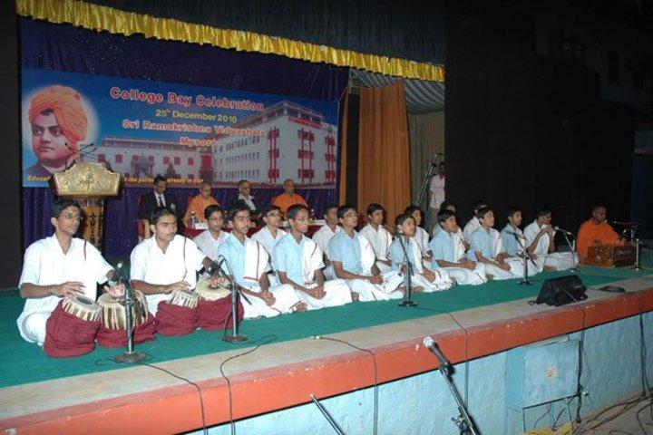 Sri Ramakrishna Vidyashala-Music