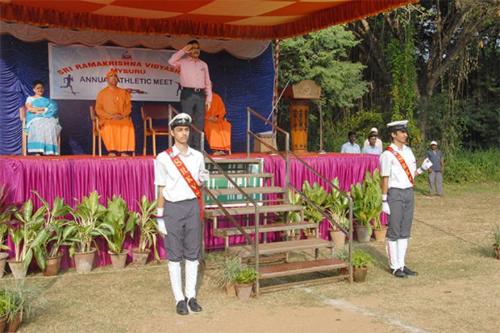 Sri Ramakrishna Vidyashala-Sport Meet