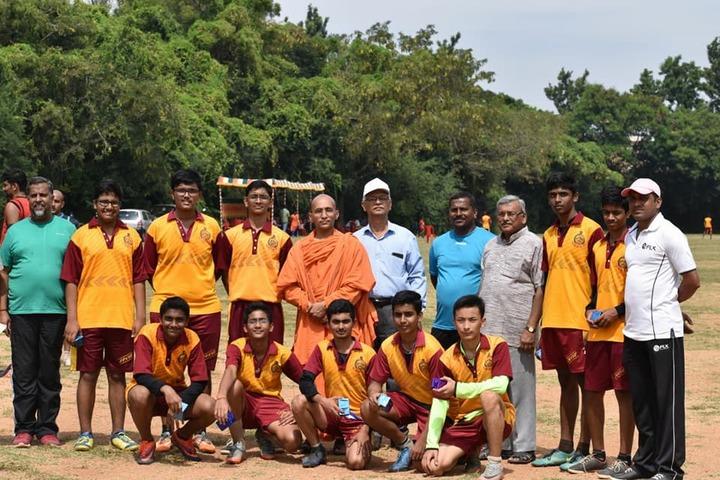Sri Ramakrishna Vidyashala-Sports Team