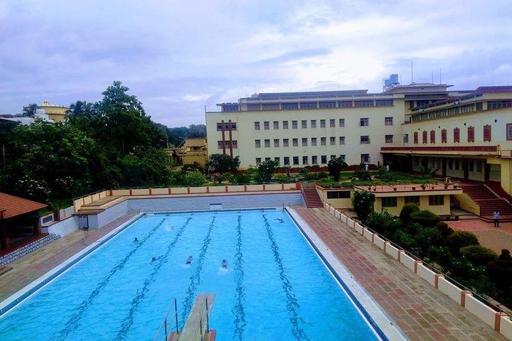 Sri Ramakrishna Vidyashala-Swimming Pool