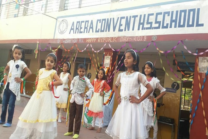 Arera Convent Higher Secondary School-Dance