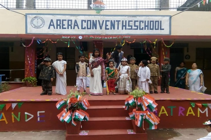 Arera Convent Higher Secondary School-Fancy Dress