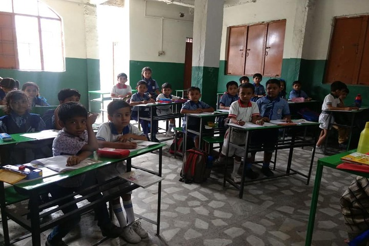 Arera Convent Higher Secondary School-Kids Class
