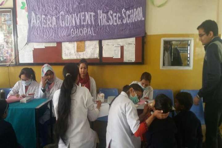 Arera Convent Higher Secondary School-Medical