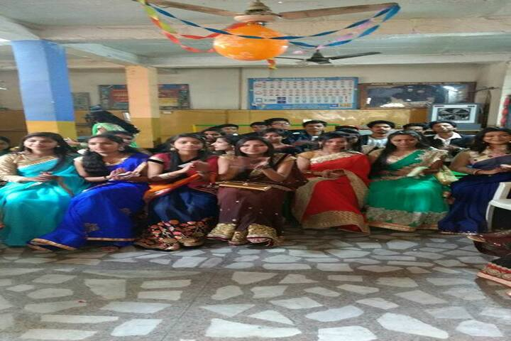 Arera Convent Higher Secondary School-Traditional Day