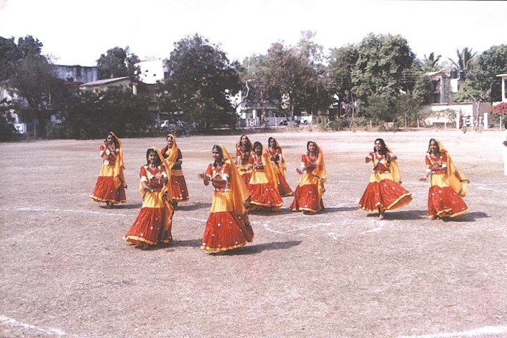 Arera Convent Higher Secondary Residential School-Dance