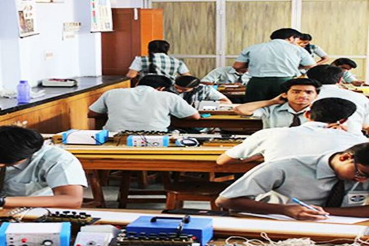 Oxford Convent Higher Secondary School-Physics-Lab