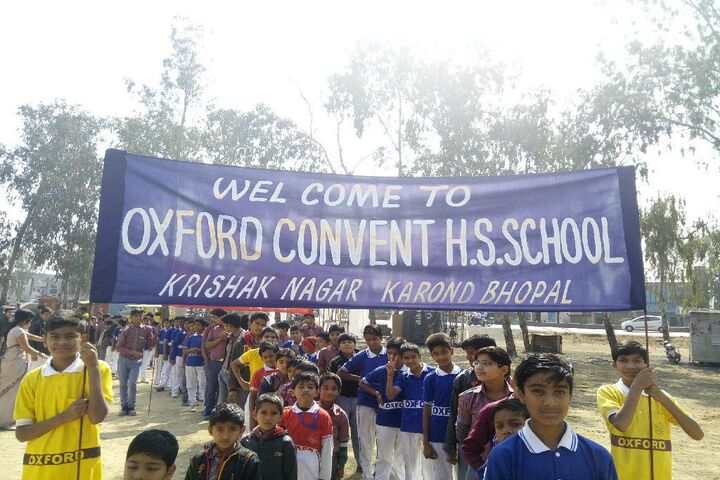 Oxford Convent Higher Secondary School-Rally