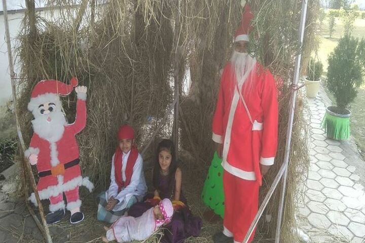 Scope Public Higher Secondary School-Christmas Clebrations