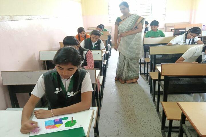Scope Public Higher Secondary School-Classroom