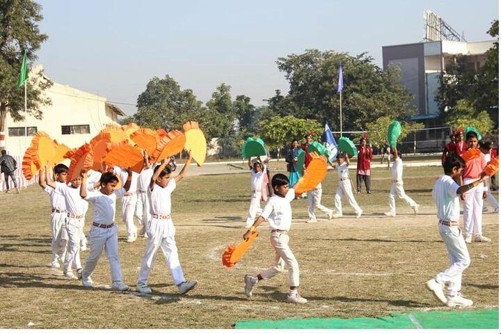 Scope Public Higher Secondary School-Dance