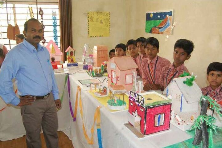 Scope Public Higher Secondary School-Exhibition