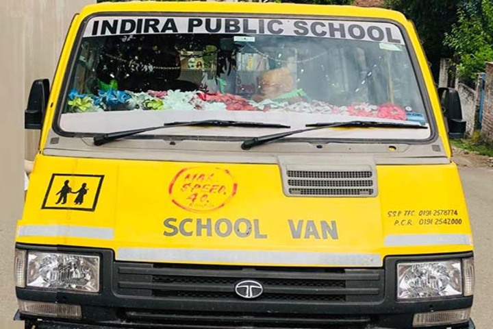 Indira Public School-Transport
