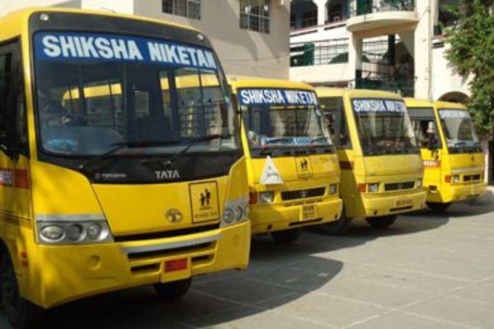 Shiksha Niketan Senior Secondary School-Transport