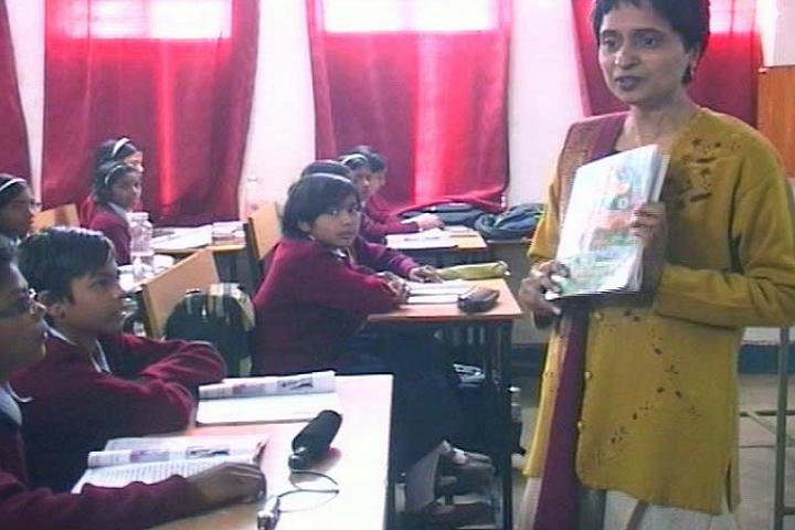 Jawahar Navodaya Vidyalaya-Language Lab