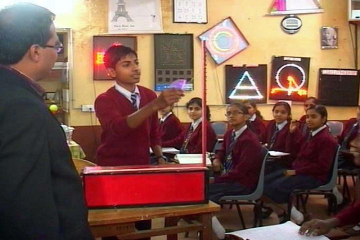 Jawahar Navodaya Vidyalaya-Maths Lab