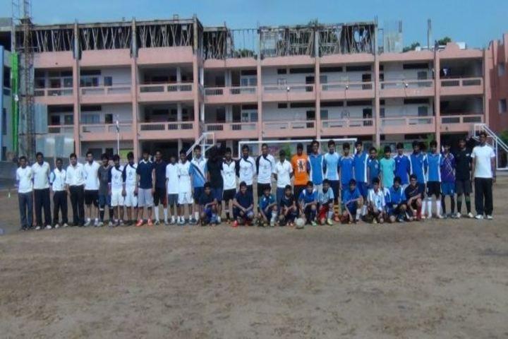 Navrachana Vidyani Vidualaya School-Foot Ball Team