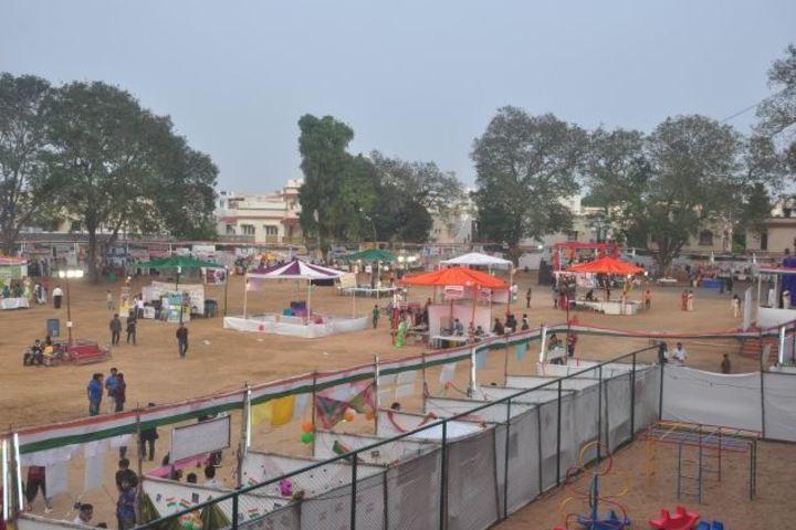 Navrachana Vidyani Vidualaya School-Funfair
