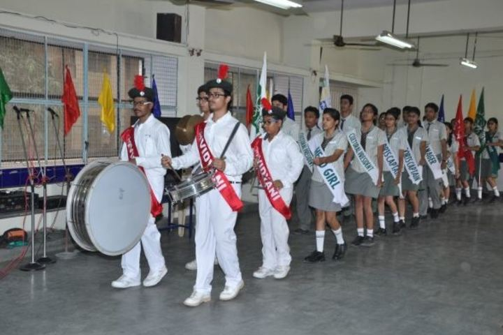 Navrachana Vidyani Vidualaya School-Investiture Ceremony