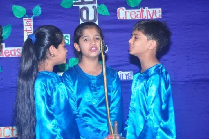 Navrachana Vidyani Vidualaya School-Music