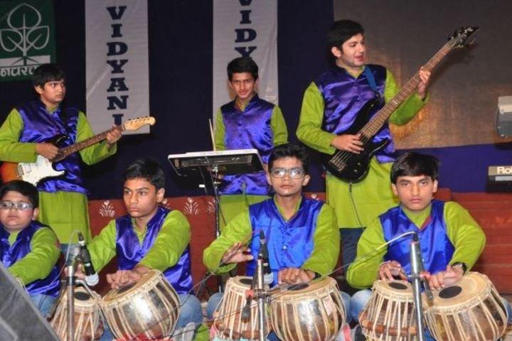 Navrachana Vidyani Vidualaya School-Musical Concert