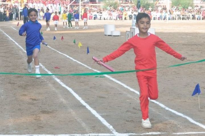 Navrachana Vidyani Vidualaya School-Sports Day