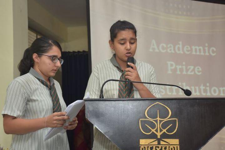 Navrachana Vidyani Vidualaya School-Student Speech