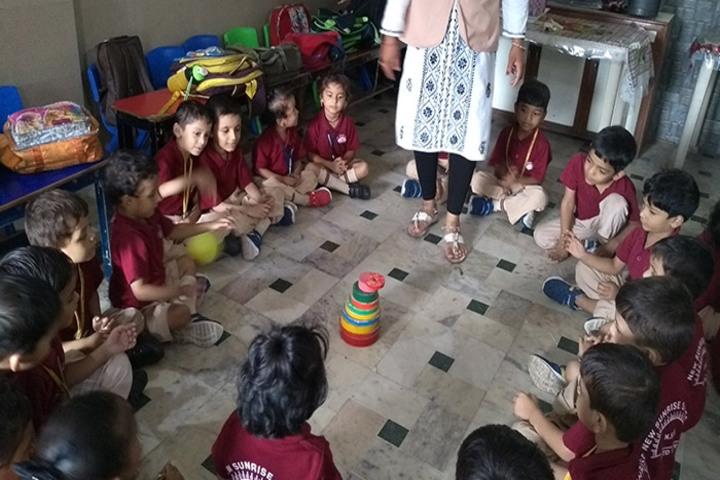 New Sunrise School-Activity