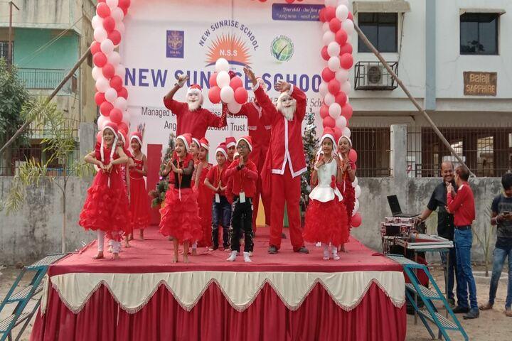 New Sunrise School-Christmas Celebrations