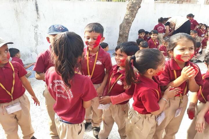 New Sunrise School-Festival Celebrations