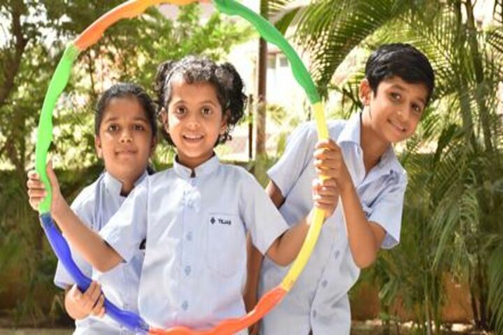 Tejas Vidyalaya-Students
