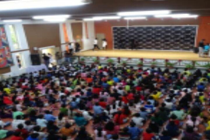 Tejas Vidyalaya-Teachers Day
